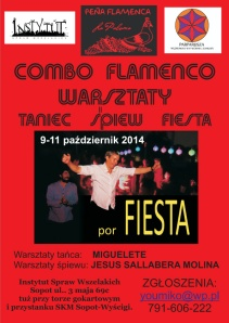 combo flamenco 9-11