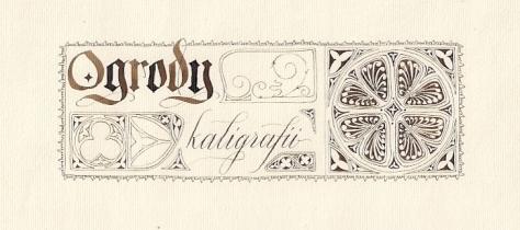 ogrody kaligrafii